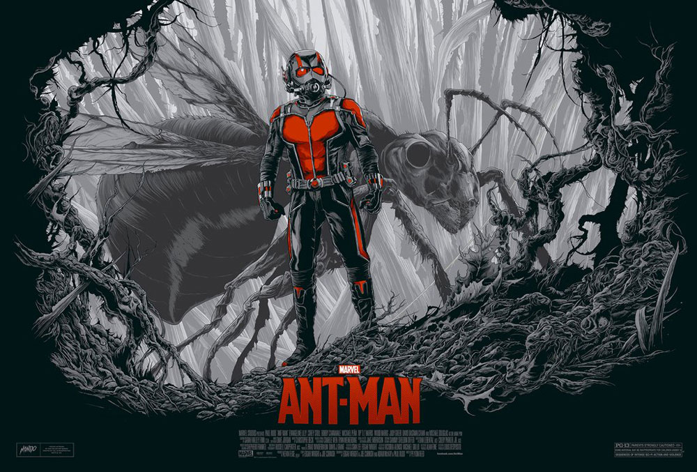 Ant Man - Variant by Peyton Reed