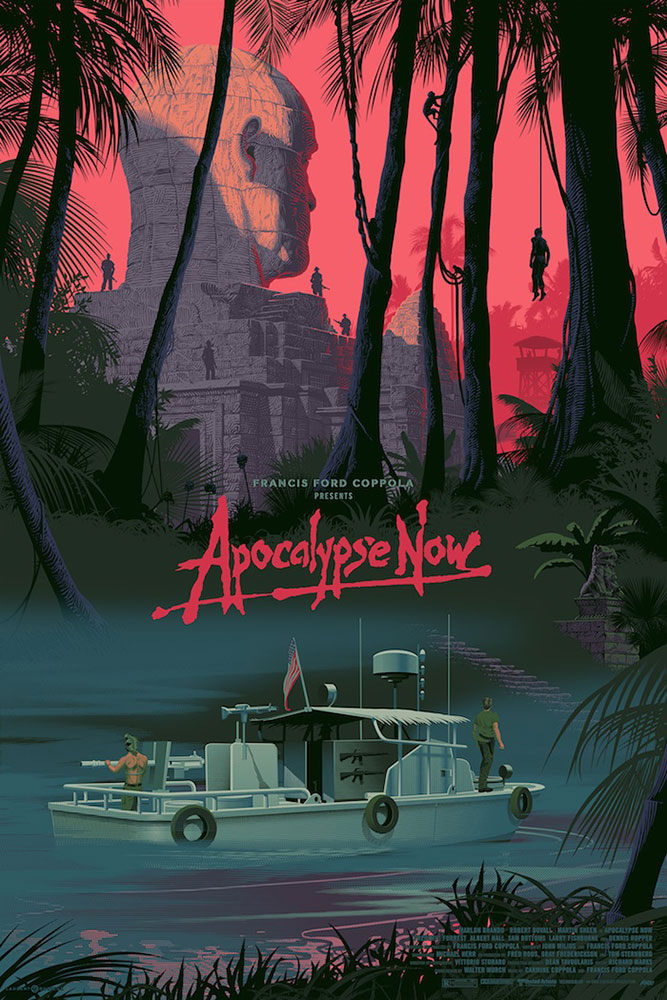 Apocalypse Now - Jungle - Regular par Francis Ford Coppola