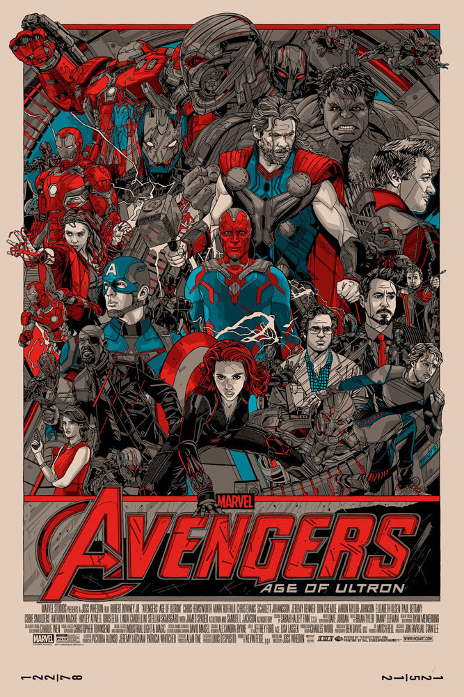 Avengers (the) - Age Of Ultron by Joss Whedon