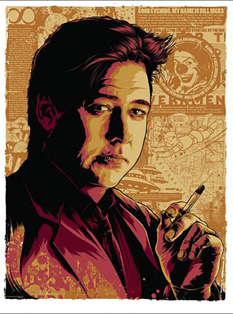 Bill Hicks by -