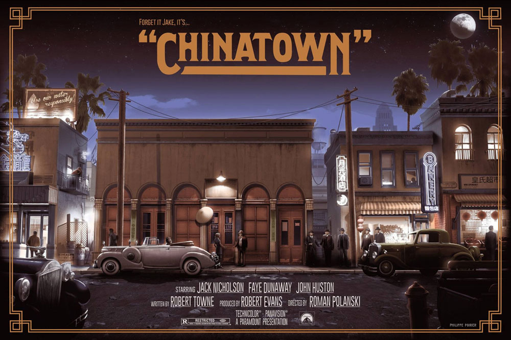 Chinatown by Roman Polanski