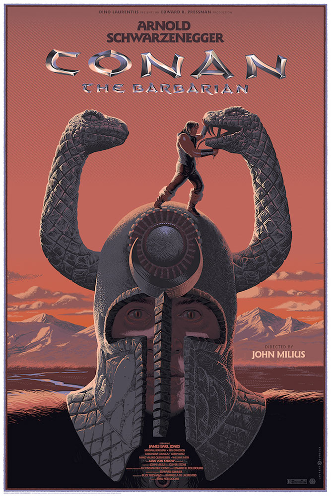 Conan The Barbarian - Regular par John Milius