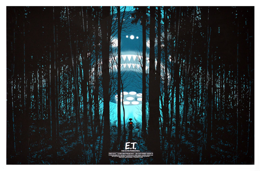 Et The Extraterrestrial - Regular by Steven Spielberg