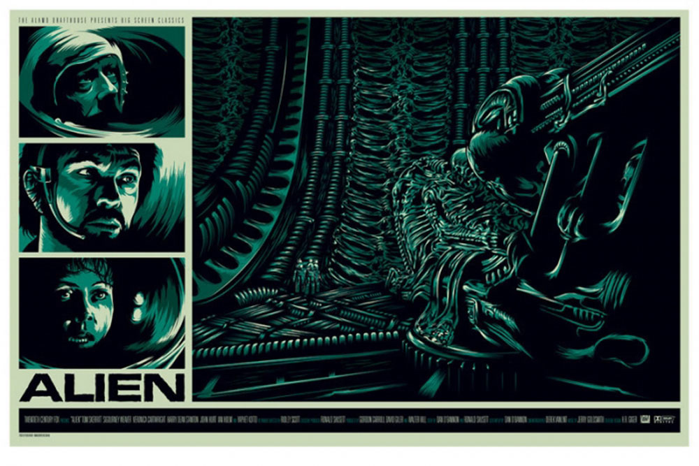 Alien by Ridley Scott