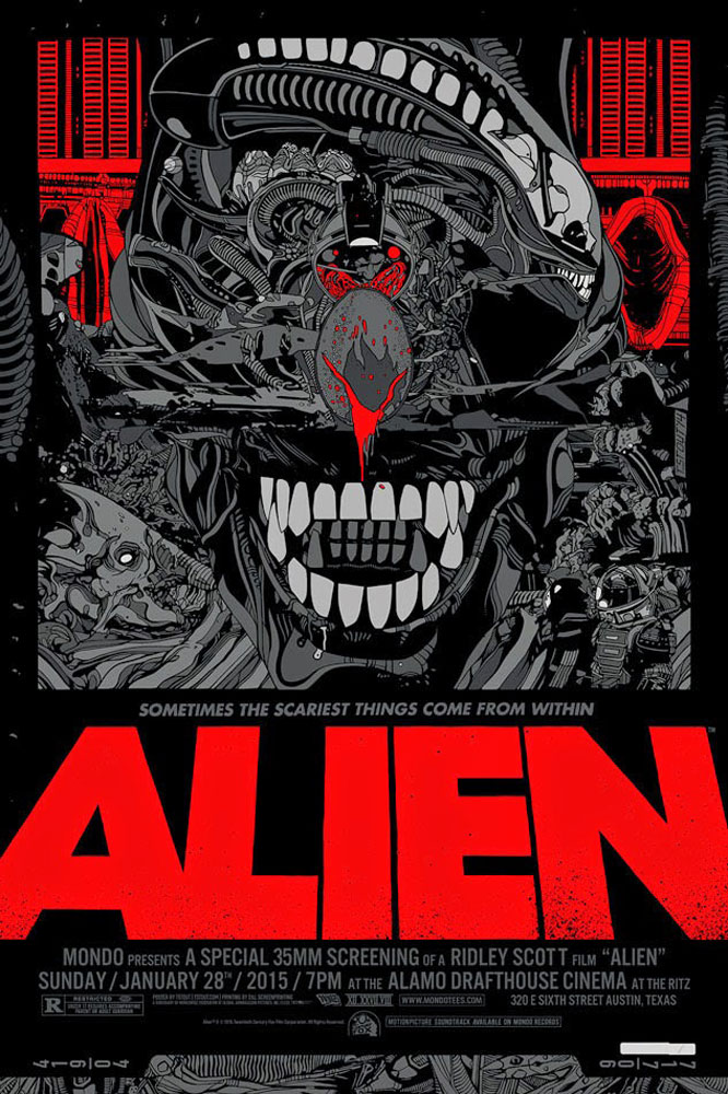 Alien par Ridley Scott