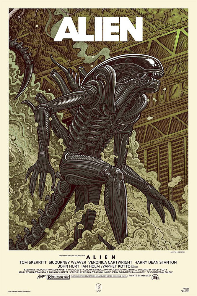 Alien - Regular by Ridley Scott