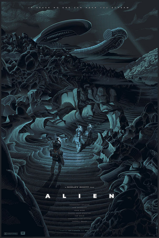Alien - Variant by Ridley Scott
