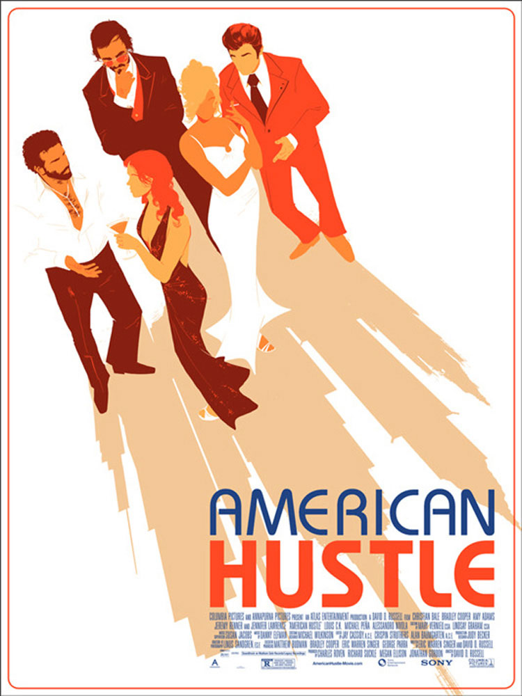 American Hustle by David Russell