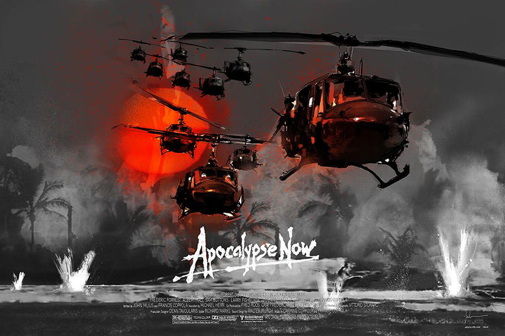 Apocalypse Now - Variant by Francis Ford Coppola