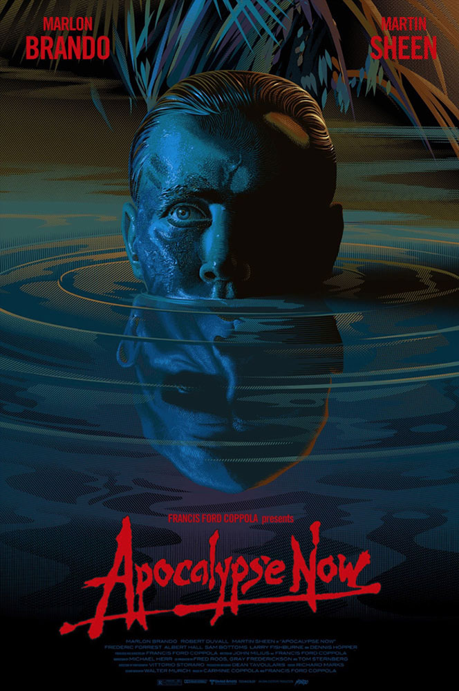 Apocalypse Now - River - Variant by Francis Ford Coppola