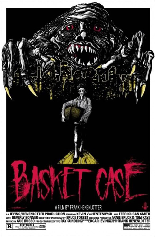 Basket Case by Frank Henenlotter (24 x 36 in)
