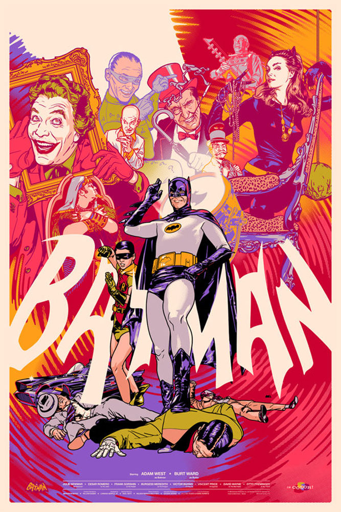 Batman - Regular par Leslie Martinson