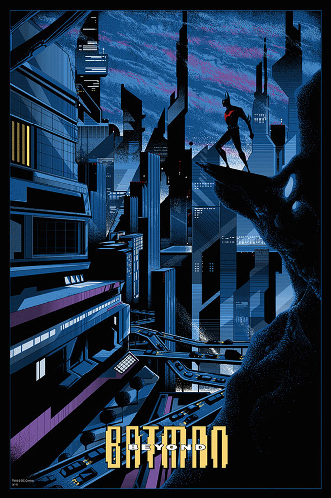 Batman Beyond by -