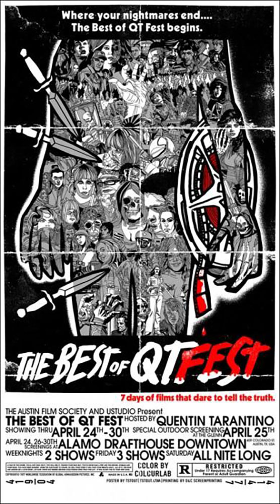 Best Of Qt Fest - Silver Variant by -