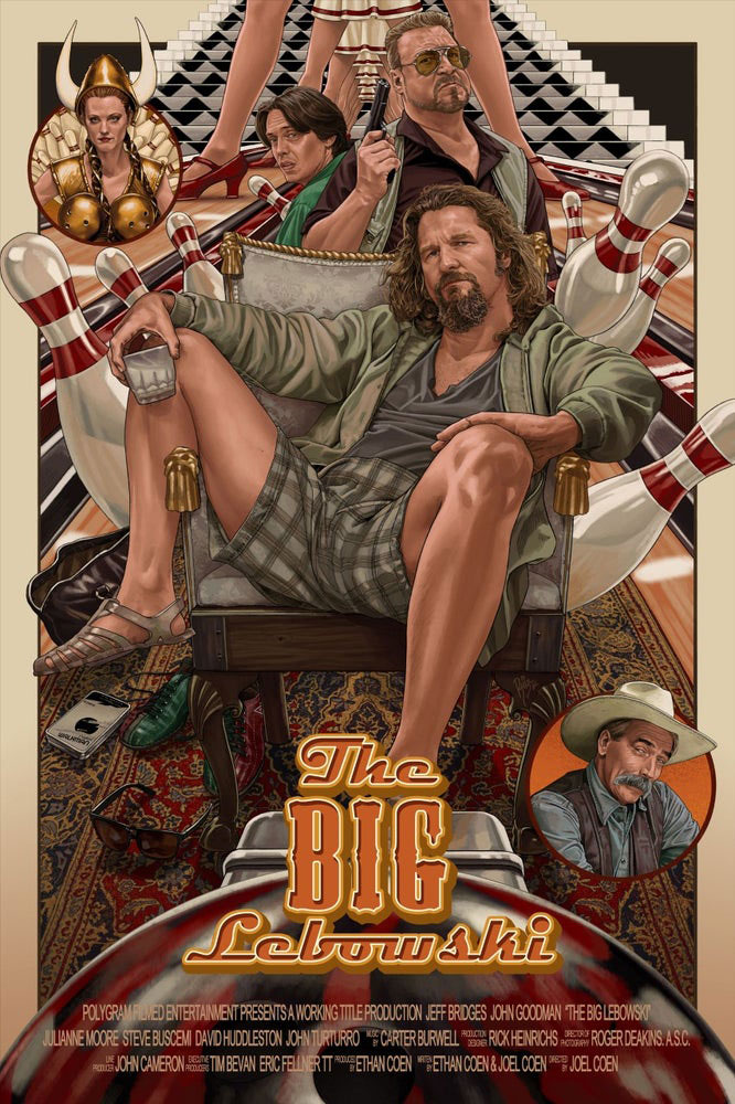 Big Lebowski (the) par Joel Cohen