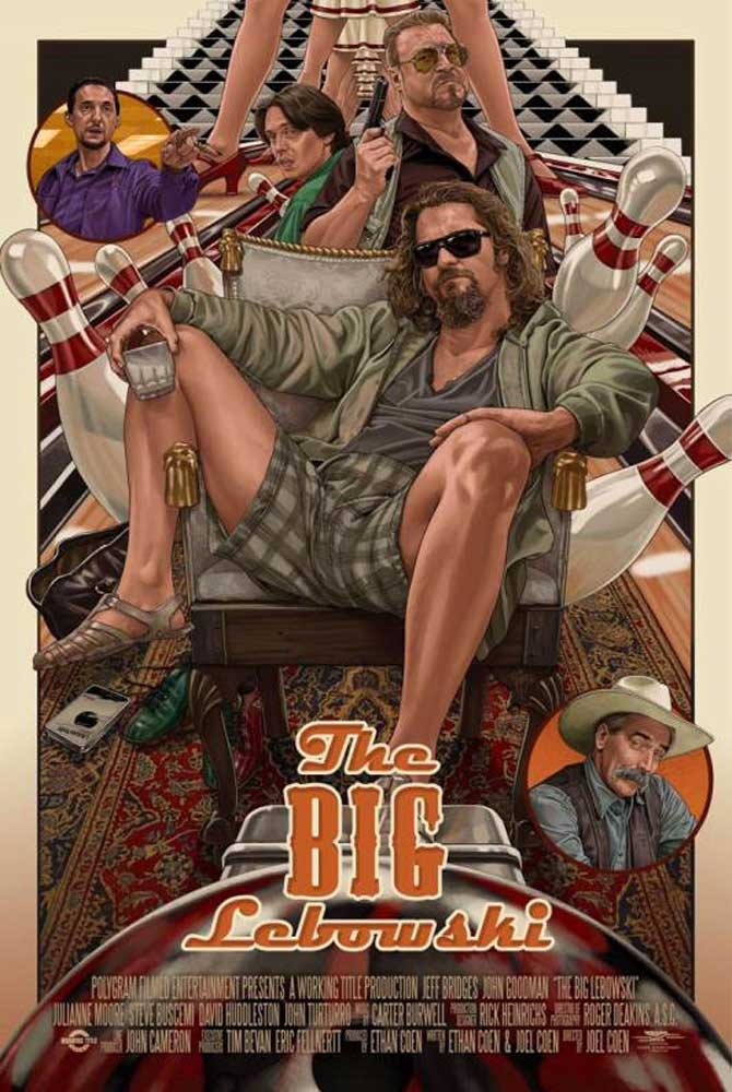 Big Lebowski (the) - Variant by Joel Cohen