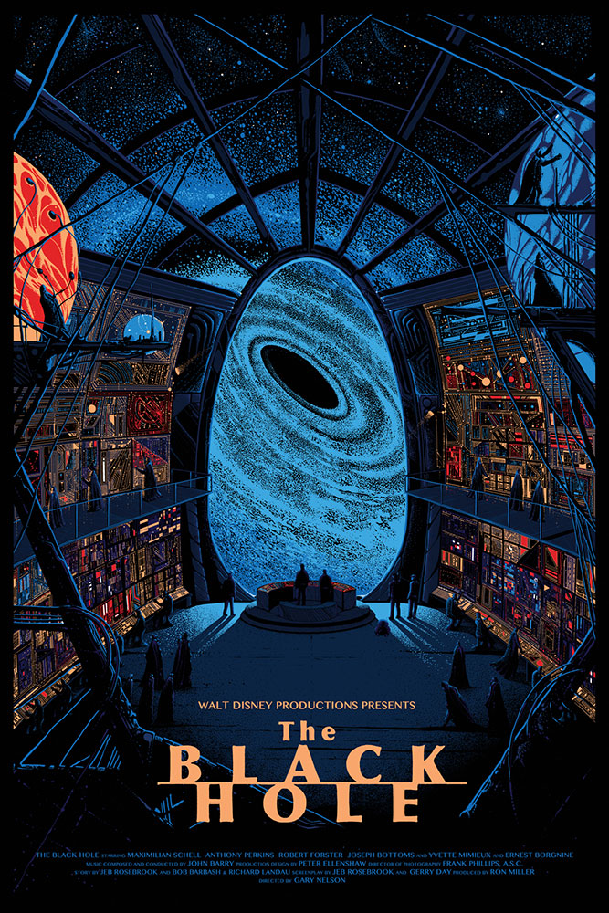 Black Hole (the) by Gary Nelson