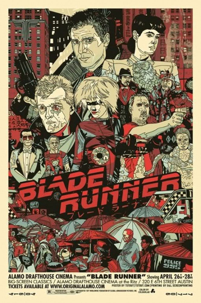 Blade Runner - Variant by Ridley Scott
