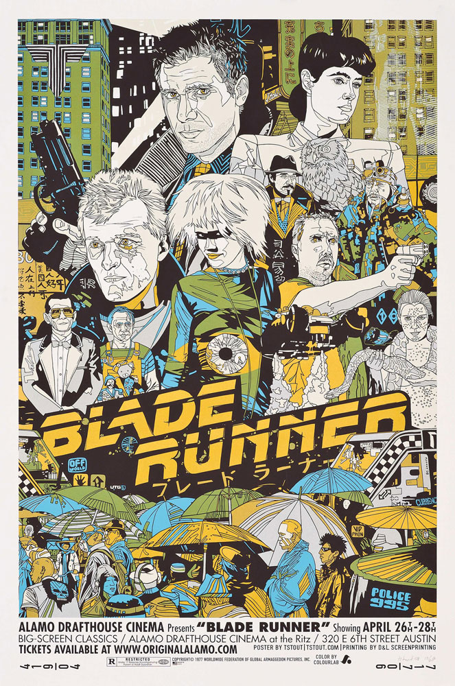 Blade Runner - Regular par Ridley Scott ()