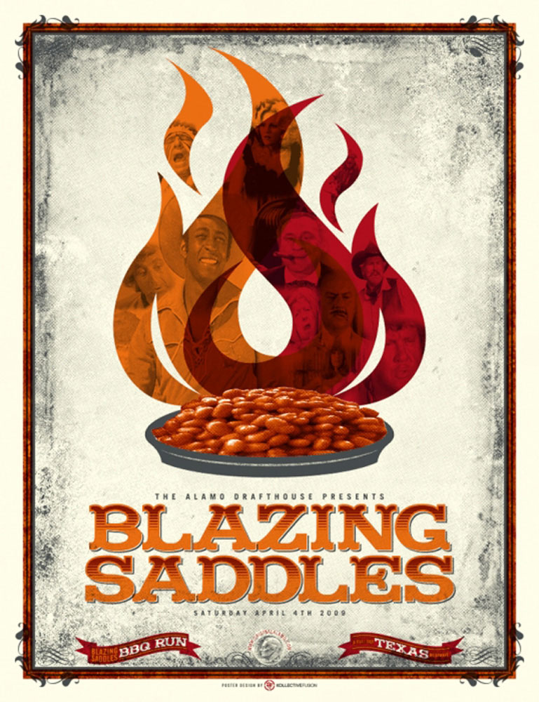 Blazing Saddles by Mel Brooks