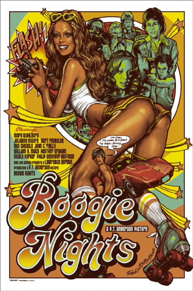 Boogie Nights par Paul Thomas Anderson