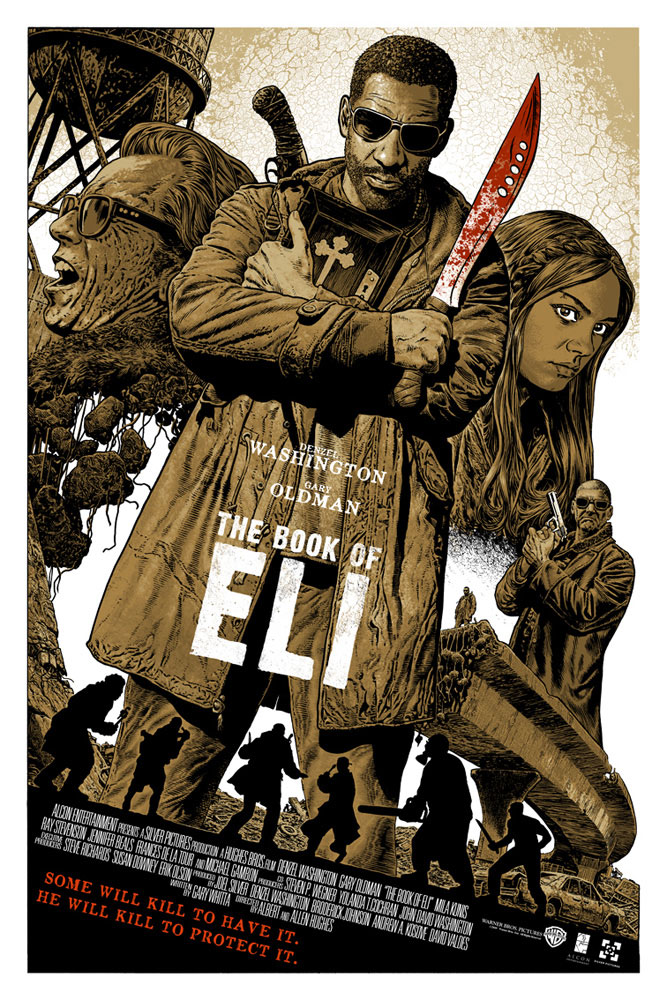 Book Of Eli (the) by Albert Hughes (24 x 36 in)