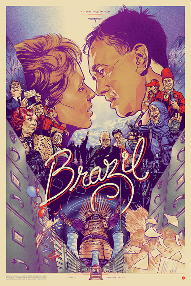 Brazil by Terry Gilliam ()