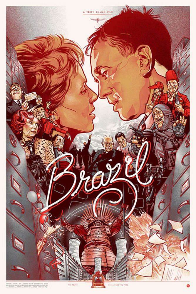 Brazil - Variant par Terry Gilliam