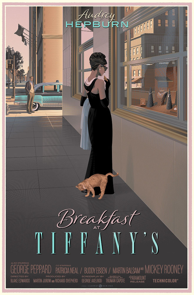 Breakfast At Tiffany's par Blake Edwards