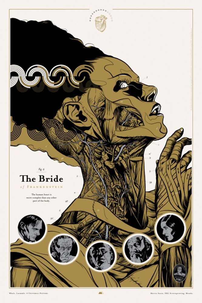 Bride Of Frankenstein (the) - Regular by James Whale