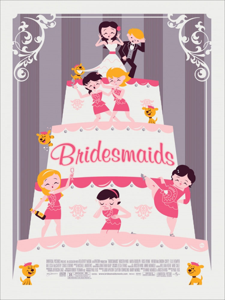 Bridesmaids par Paul Feig