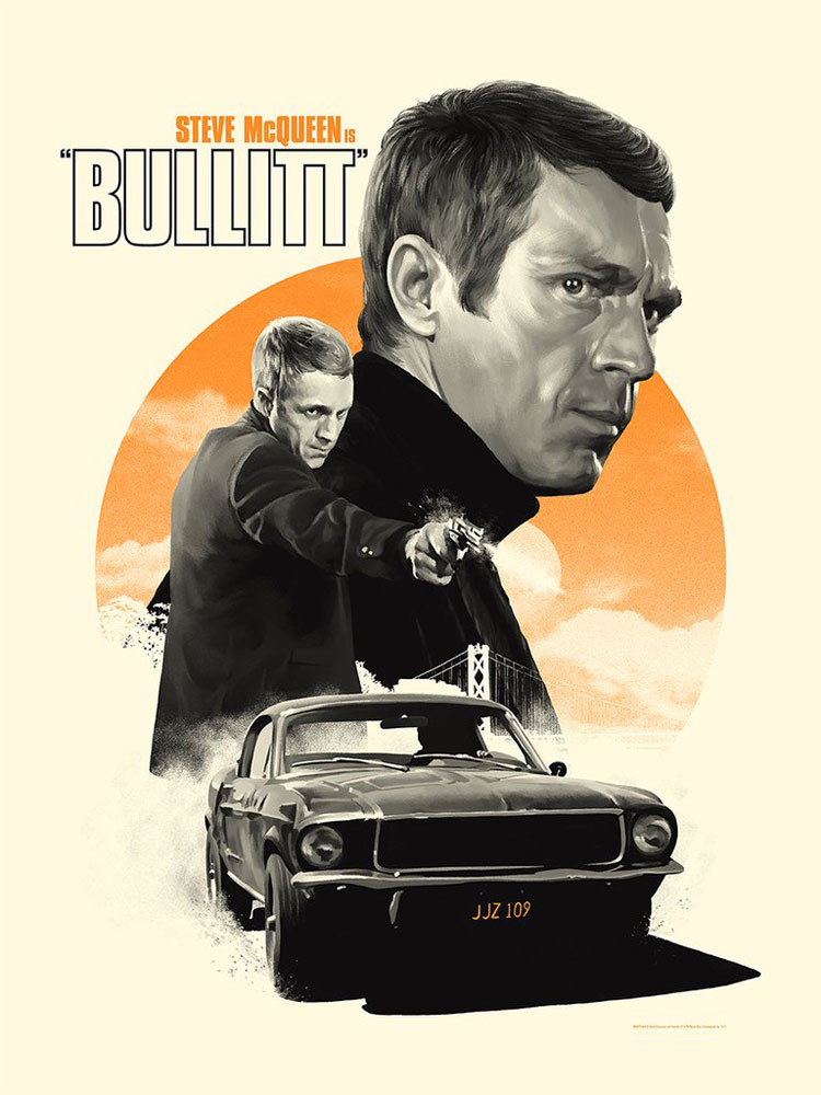 Bullitt - Regular par Peter Yates