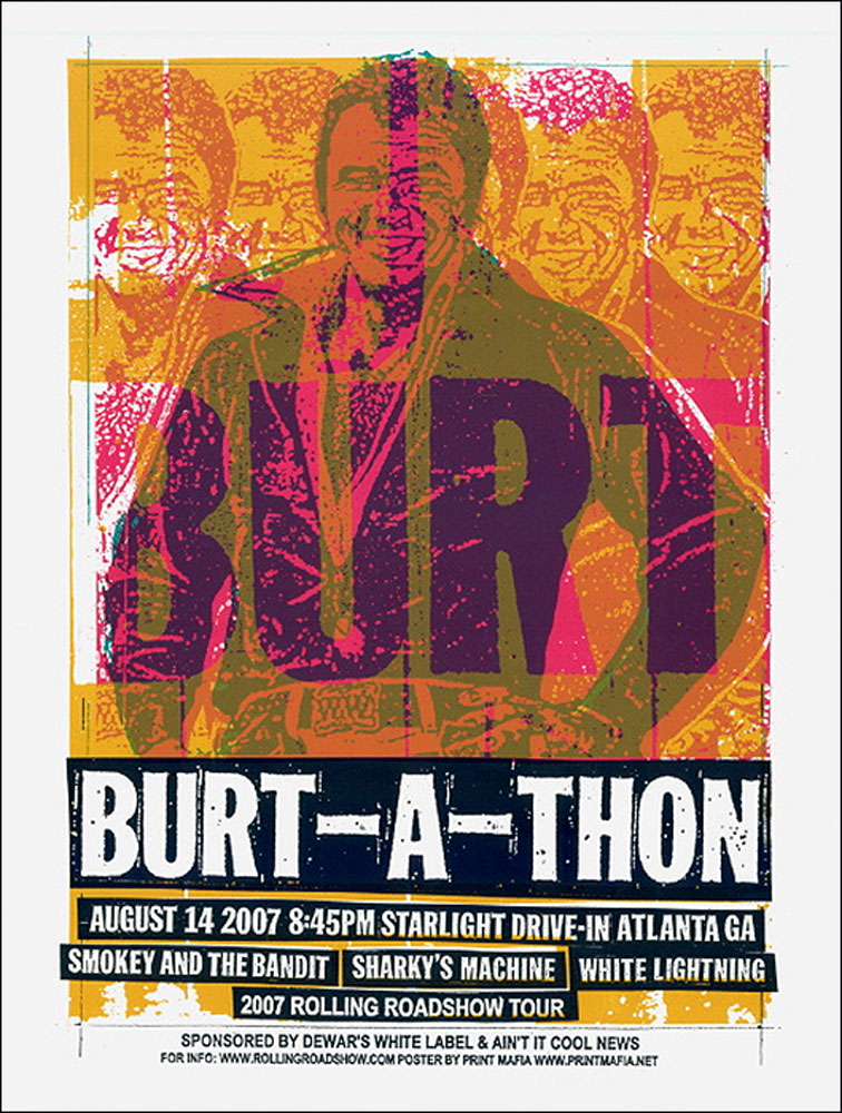 Buth-a-ton by - (18 x 24 in)