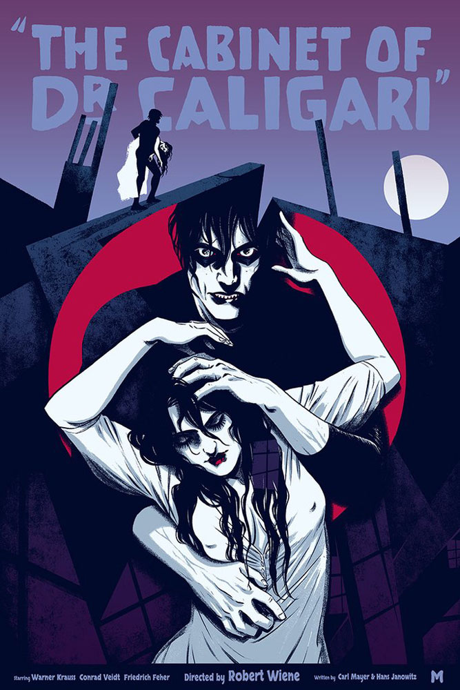 Cabinet Of Doctor Caligari (the) - Variant par Robert Wiene
