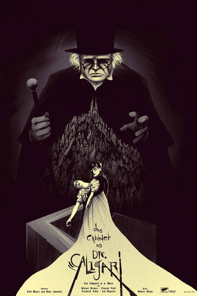 Cabinet Of Doctor Caligari (the) - Regular par Robert Wiene