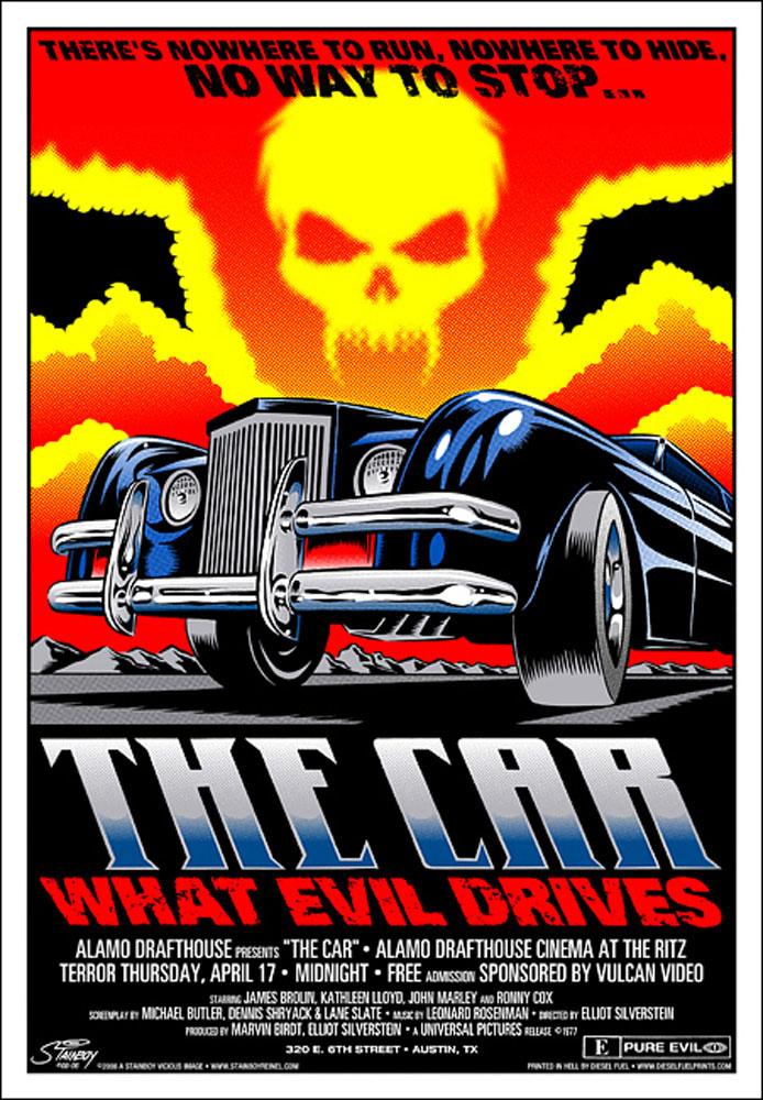 Car (the) by Elliot Silverstein (22 x 32 in)