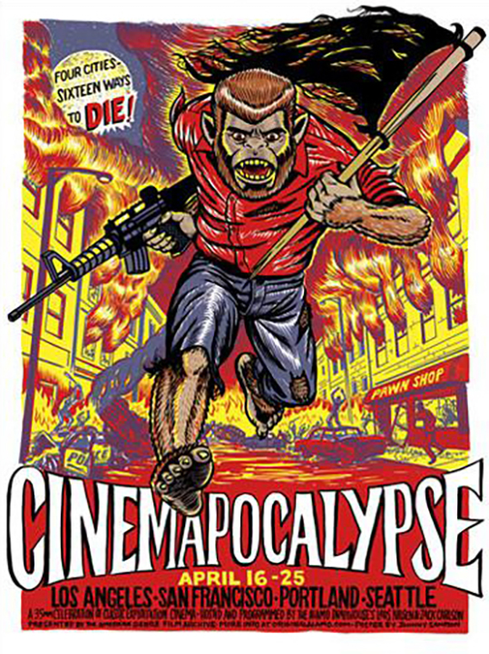 Cinemapocalypse by -