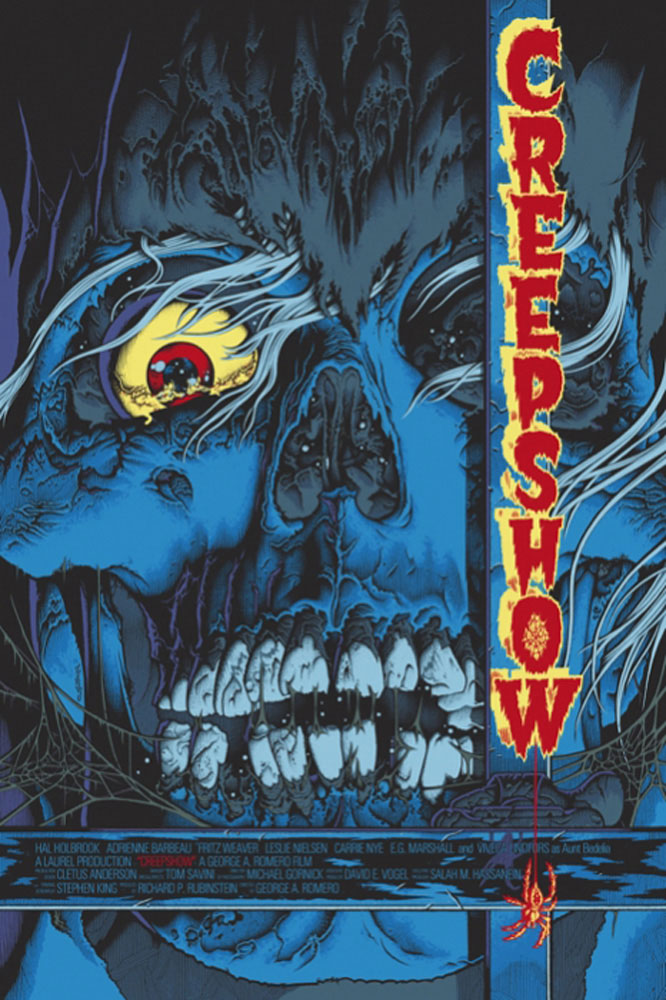 Creepshow by George Romero (24 x 36 in)