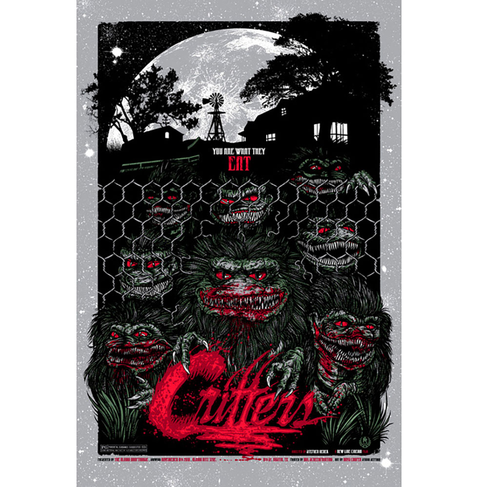 Critters by Stephen Herek
