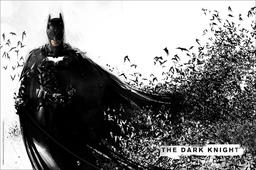Dark Knight (the) par Christopher Nolan