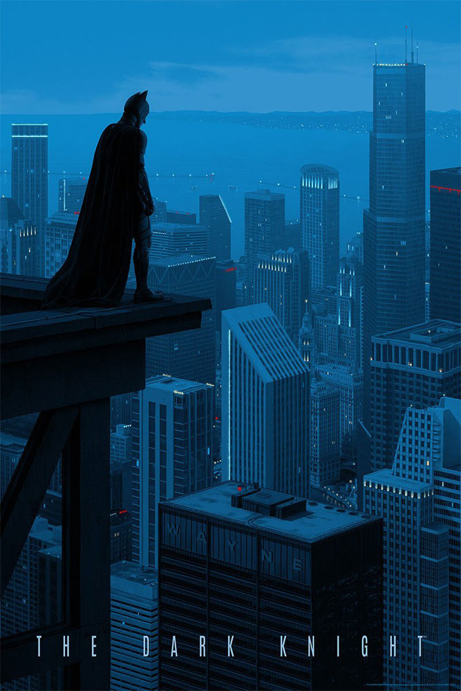 Dark Knight (the) by Christopher Nolan