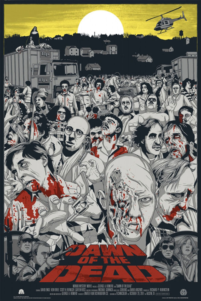 Dawn Of The Dead - Regular par George Romero