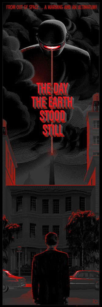 Day The Earth Stood Still (the) - Variant by Robert Wise ()