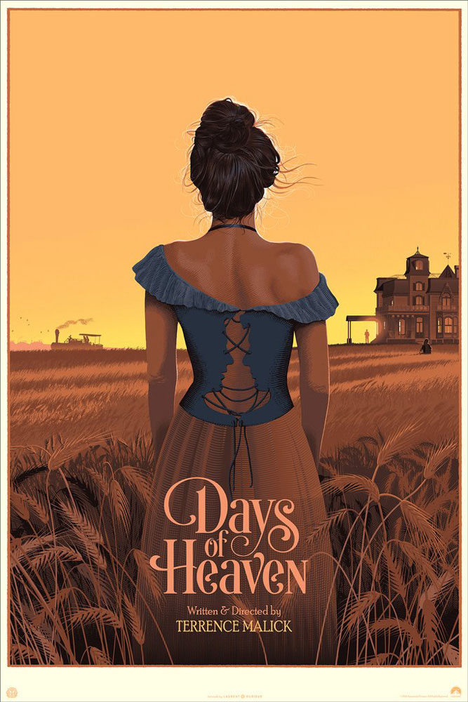 Days Of Heaven - Regular by Terrence Malick (24 x 36 in)