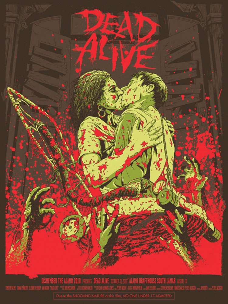Dead Alive by Peter Jackson