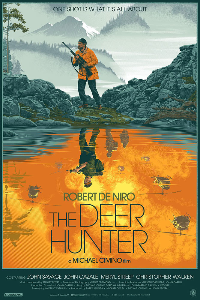 Deer Hunter (the) - Variant par Michael Cimino