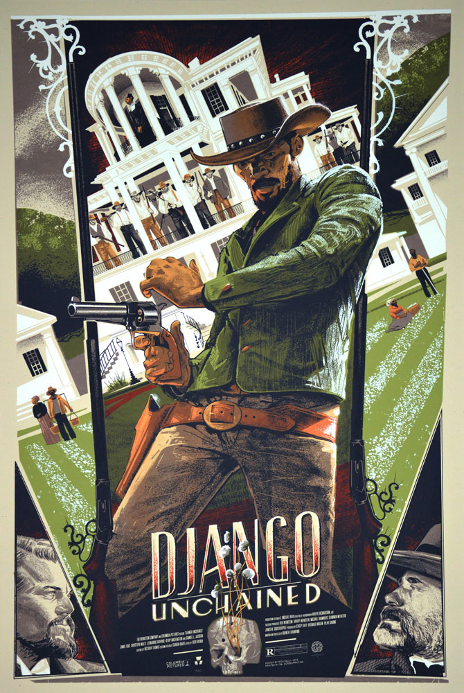 Django Unchained - Regular by Quentin Tarantino