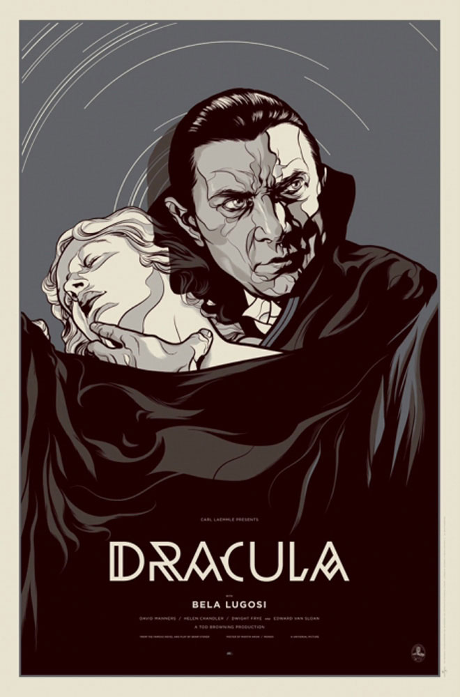 Dracula - Variant by Tod Browing