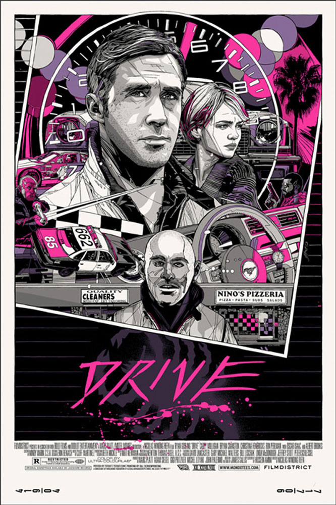 Drive - Portrait - Regular par Nicolas Winding Refn ()