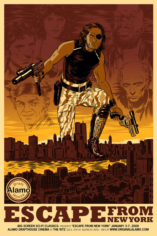 Escape From New York par John Carpenter
